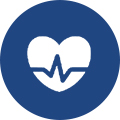 Hill Country Family Services Heart Icon