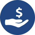 Hill Country Family Services Money Icon