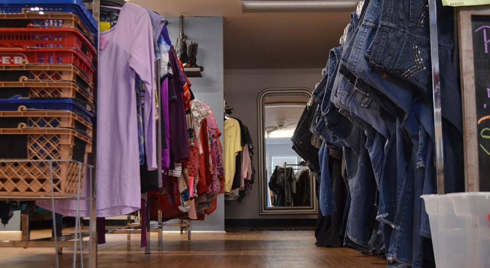 Random Hangers is Boerne's best thrift store