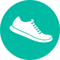 Hill Country Family Services Shoe Icon