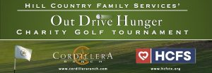 "4th ANNUAL ""OUTDRIVE HUNGER"" CHARITY GOLF EVENT @ Cordillera Golf Club"